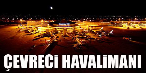ICF Airports Antalya çevreci