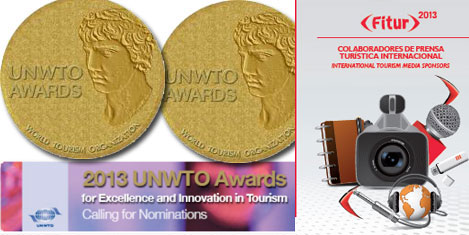 UNWTO Awards and FITUR