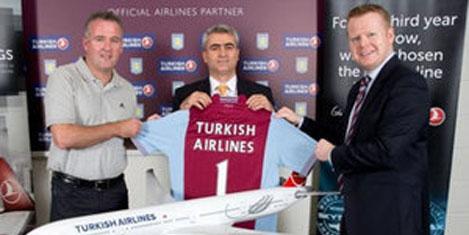 THY, Aston Villa'yı uçuracak