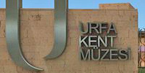 Şanlıurfa'ya kent müzesi