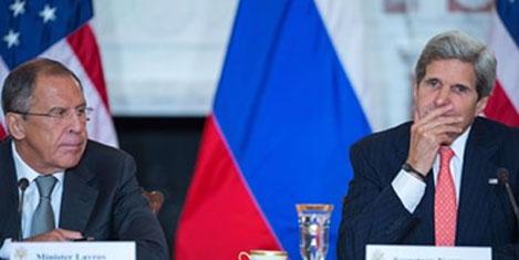 Rusya ABD'yi köşeye sıkıştırıp kazandı