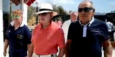 Koç: Bodrum'da golf olmalı