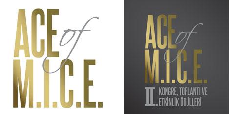 ACE of M.I.C.E. ödülleri veriliyor