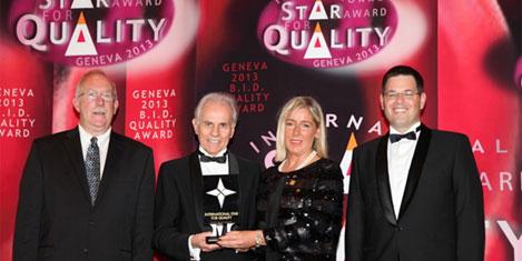 CCR Hotel'in kalitesine ödül