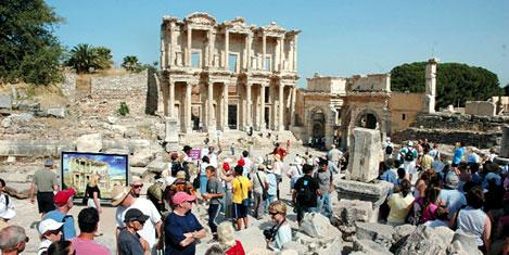 Türkiye turizmde dünya 3'cüsü