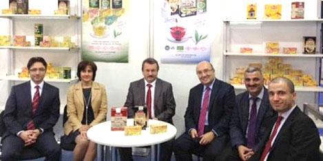 Ukraynalılar Türk çayını sevdi