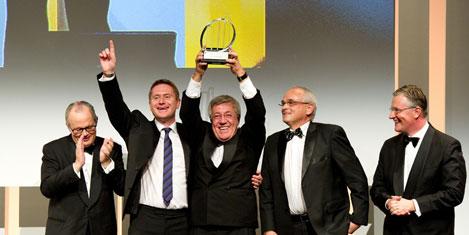 Bentour Swiss'e büyük ödül