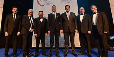 En Başarılı Türklere ödül