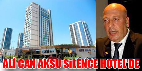 Ali Can Aksu Silence Istanbul'da