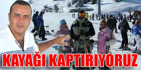 Kayakçılar yurtdışına gidiyor
