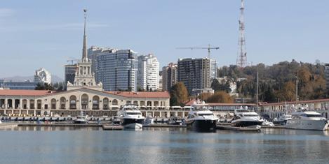 Olimpiyatın ilk oteli Türklerden