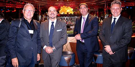 Costa Cruises Türkiye Ofisini açtı