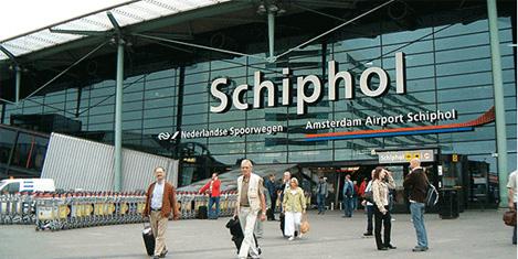 4 bin Schiphol çalışanı kontrolde