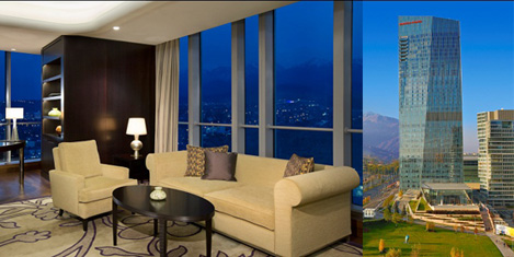 The Ritz-Carlton  Almatı'da açılıyor