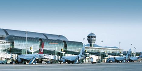 20 milyon yolculuk terminal