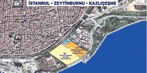 İstanbul'da 111 dönüme kapışma