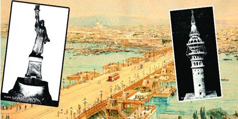 Osmanlı'nın 40 çılgın projesi!