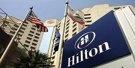 Hilton hisseleri rekor kırdı