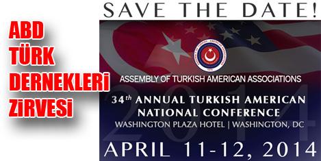 ABD'de Türk dernekleri zirvesi