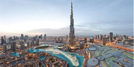 Dubai'ye çok girişli vize