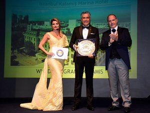Wyndham Grand Kalamış Avrupa'nın en iyi iş oteli