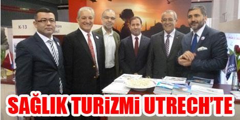 Türkiye sağlık turizmi Utrech'te