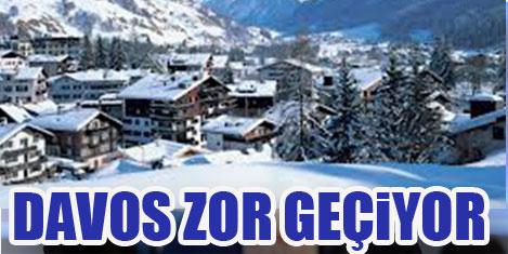 Davos'ta Türkiye'nin işi zorlaştı
