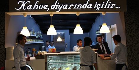 120'inci Kahve Diyarı Van'da
