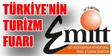 EMITT Turizm Fuarı başlıyor