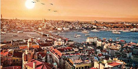 Der Spiegel, İstanbul'u anlattı