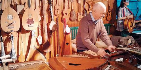 En büyük müzik müzesi Afyon'da
