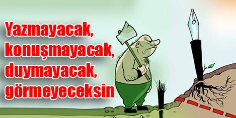 Türkiye'de internete sansür geliyor