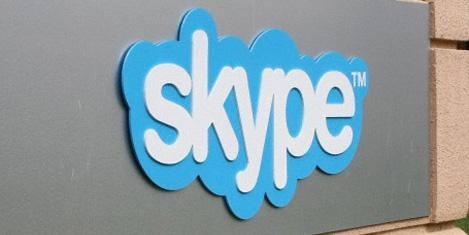 Skype'da sohbet geliştirildi