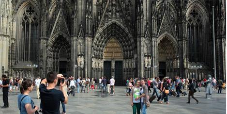 Almanya'da turizm patlaması