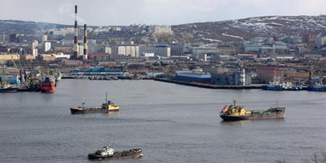 Alanya Murmansk'la kardeş
