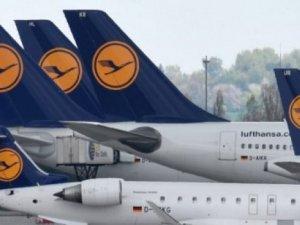 Lufthansa Türkiye'ye bazı seferlerini durduruyor