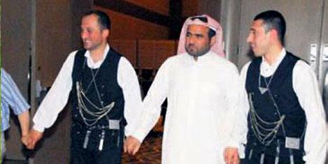 Araplar Karadeniz'e geliyor