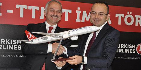 THY'de internetli uçak sayısı artıyor