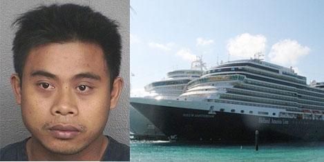 Çıplaklar gemisinde tecavüz