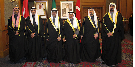 Kuveyt'in bağımsızlığı kutlandı