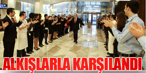 Marriott Şişli'ye ilk misafir