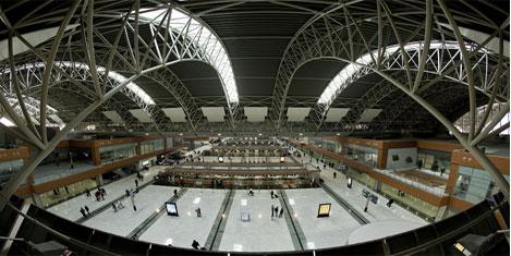 Sabiha Gökçen yılın havalimanı