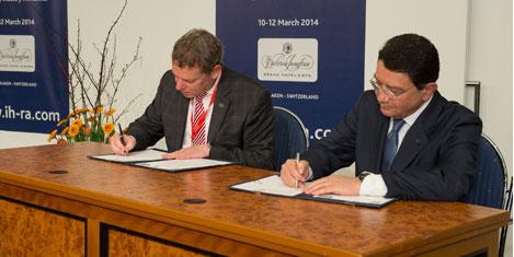 UNWTO ile IH&RA'nin işbirliği