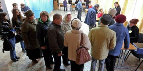 Kırım'da Rusya'yı isteyen %93