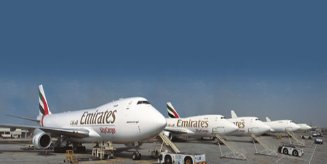 Emirates SkyCargo'ya çifte ödül