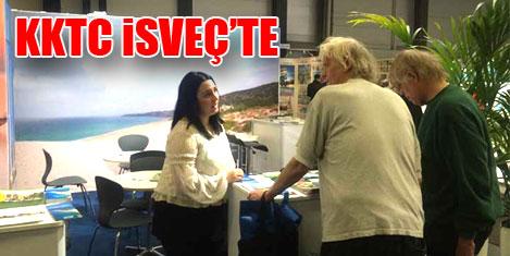 KKTC İsveç'te tanıtılıyor