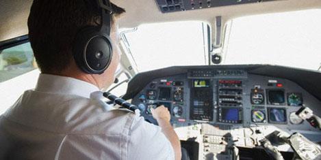 THY 15 bin TL maaşla pilot arıyor
