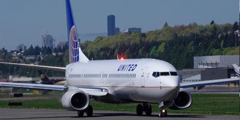 Boeing'ten 8.000'inci 737 uçak