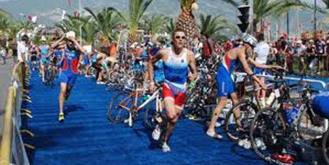 Avrupa Kupası Triatlon Yarışı