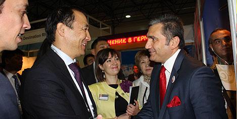 Sağlık Turizmi Kazakistan'da